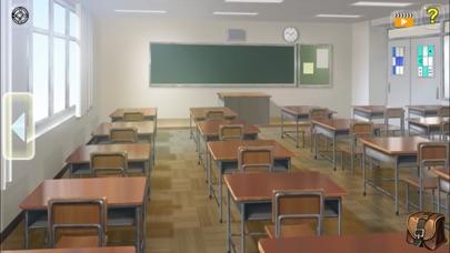 学校の教室:谜解き脱出ゲーム紹介画像2