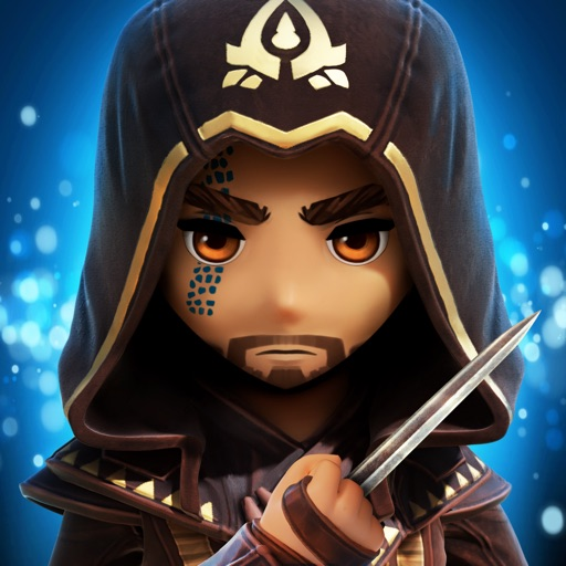 Assassin's Creed Rebellion app for iphone
