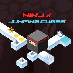 Ninja SuperHero Jumping Cubes