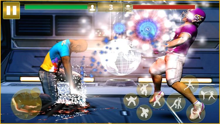 Karate Street Crime Fighter 3D