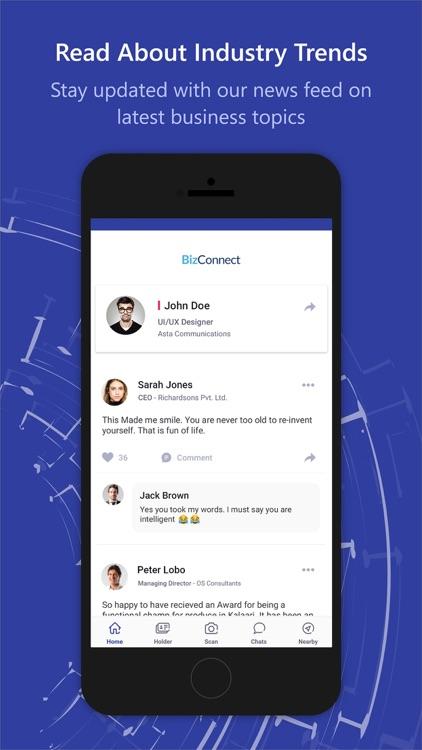 BizConnect BusinessCard Reader screenshot-7