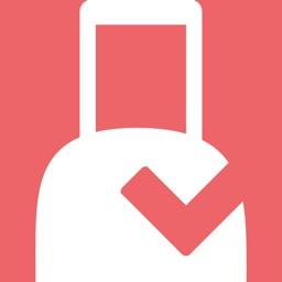 CheckandPack - packing list