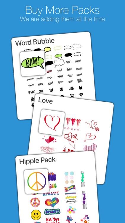 Stickers by RocketLife screenshot-4