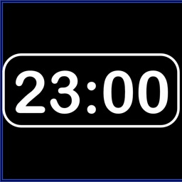 Simple Digital Clock Pro