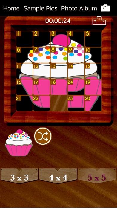 Sliding Puzzle : Premium screenshot 4