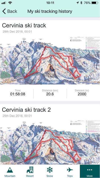 Crystal Ski Explorer screenshot-4