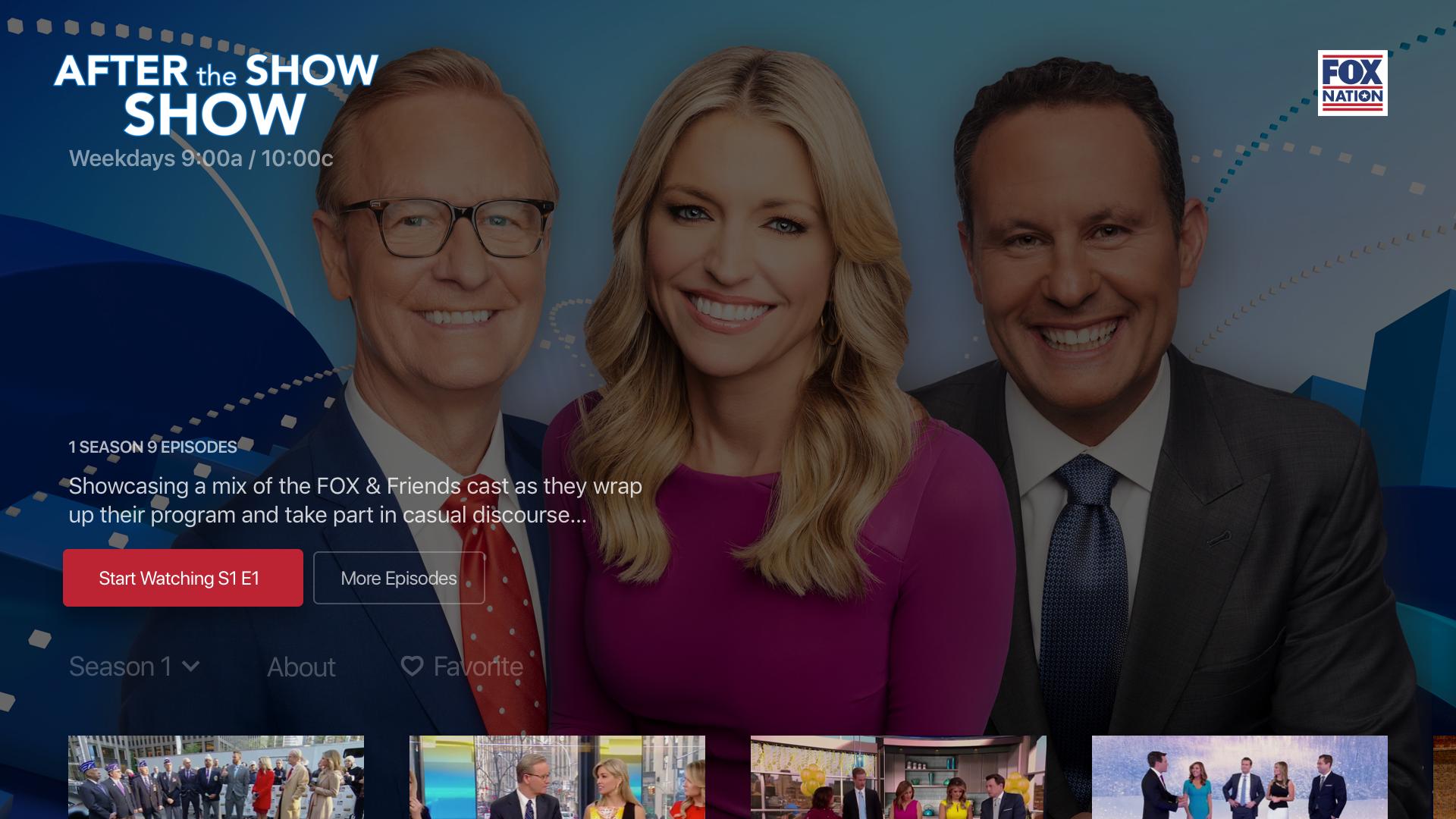 Fox Nation: Celebrate America screenshot 19