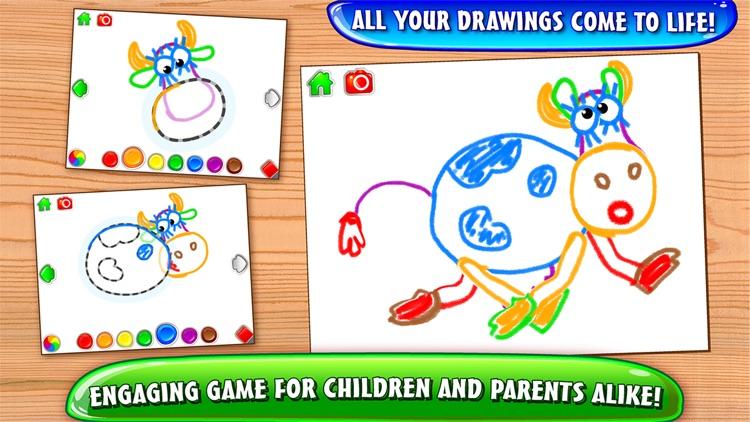 Kids learn to draw cartoon 2 3