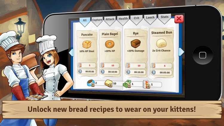 Bread Kittens screenshot-4