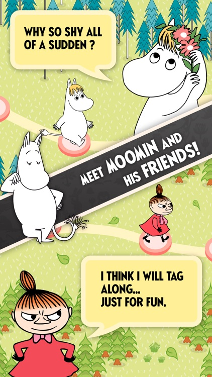 Moomin Quest screenshot-0