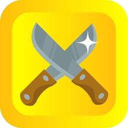 Fruit Vs. Knife