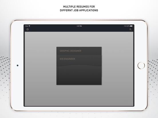 Resumer: CV & Resume builder screenshot 11