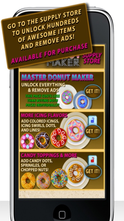 Donut Maker screenshot-4