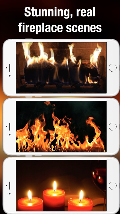 Fireplace Live HD screenshot-1