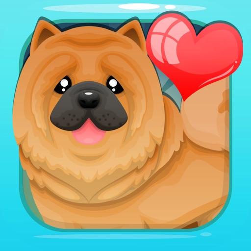 Chowmoji: Chow-Chow Dog Emoji & Stickers App