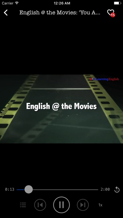 VOApod - VOA Learning English screenshot-2