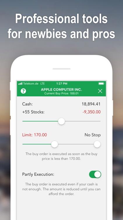 Best Brokers Stock Market Game screenshot-4