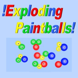 ! Exploding Paintballs !