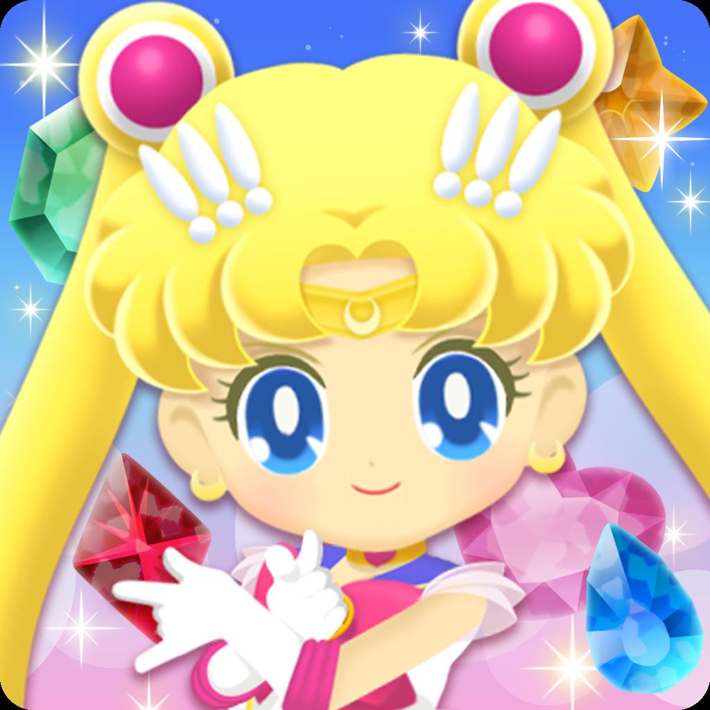 美少女戦士セーラームーン セーラームーンドロップス Iphoneアプリ