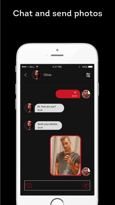 Meet a Cougar - dating & chat Screenshot
