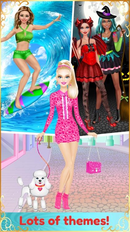 Dress Up & Makeup Girl Games screenshot-9