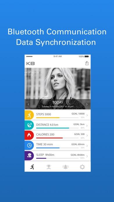K9 WATCH screenshot