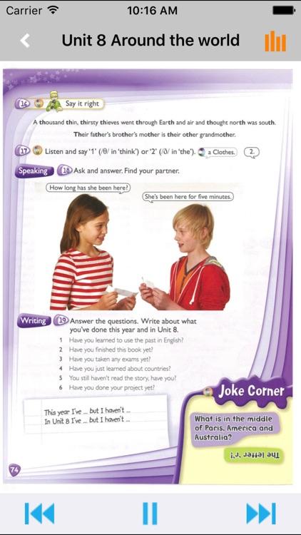 Kid's Box少儿英语6级 -同步课本学习机 screenshot-4