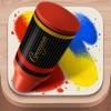 Crayon Style - クレヨンで日常に彩りを - iPadアプリ