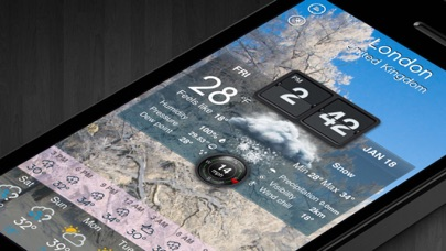 Weather Magic Premium screenshot1
