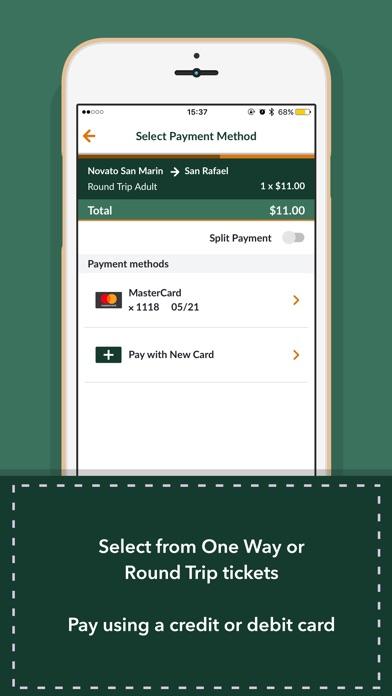 SMART eTickets app image