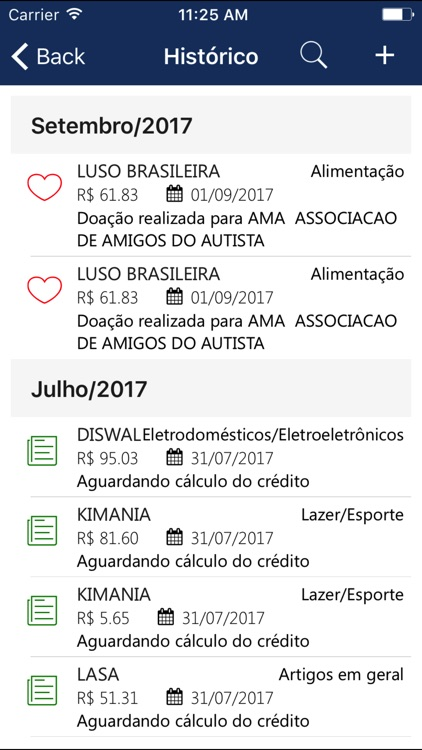Nota Fiscal Paulista screenshot-3