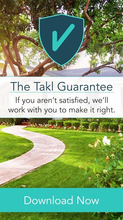 Takl - Home Services On Demand screenshot-4