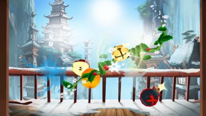 Fruit Ninja® Screenshot on iOS
