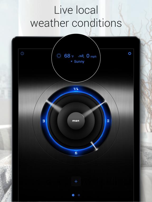 Iphone Nightstand Clock App