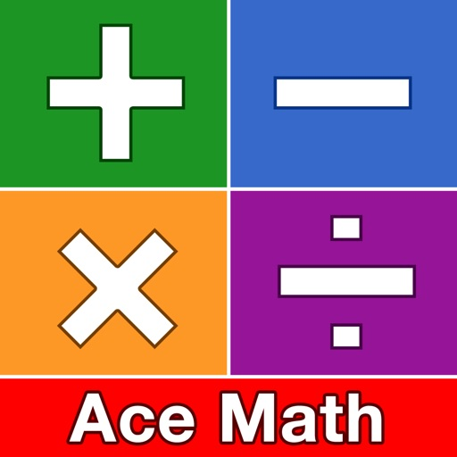 Ace Spinner Math Games Lite