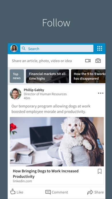 Download LinkedIn for Pc