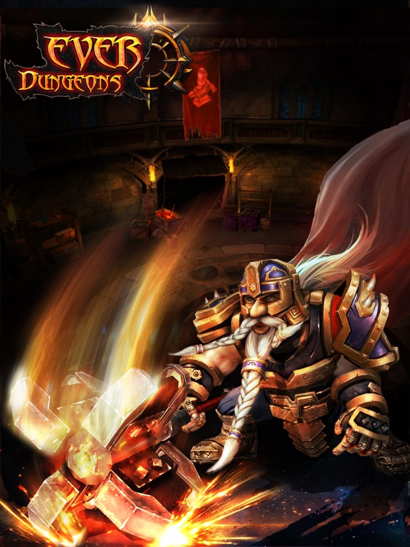 Ever Dungeon : Hunter для iPad