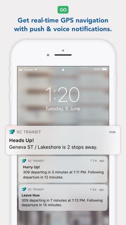 St. Catharines Transit screenshot-4