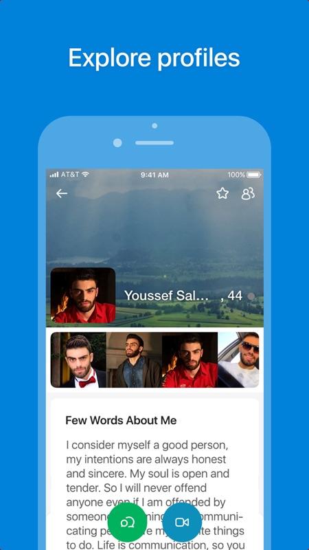Paras Arab dating Website