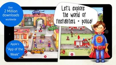 Крошки-пожарные Скриншоты3