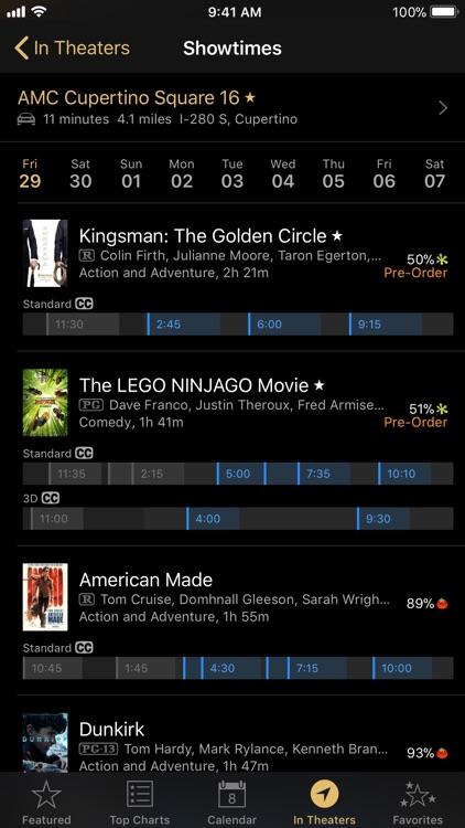 iTunes Movie Trailers screenshot-4