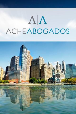 Ache Abogados - náhled