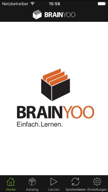 BRAINYOO Flashcard App