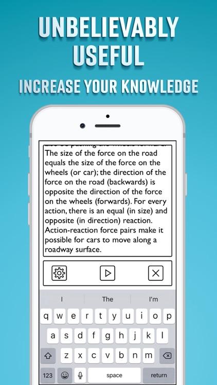 Text to Speech App screenshot-7
