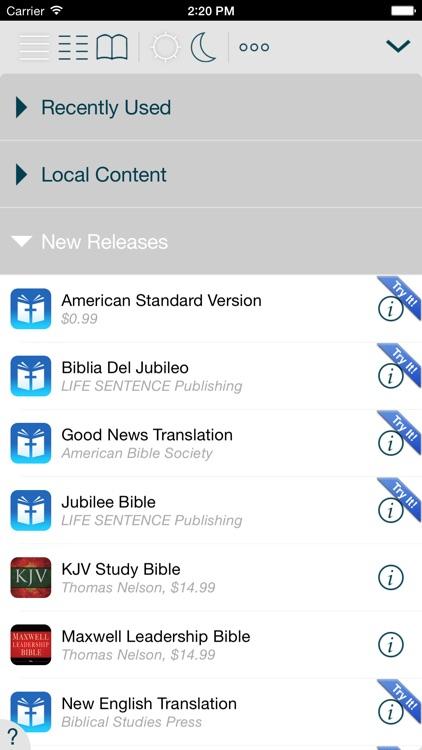 NIV Student Bible screenshot-3