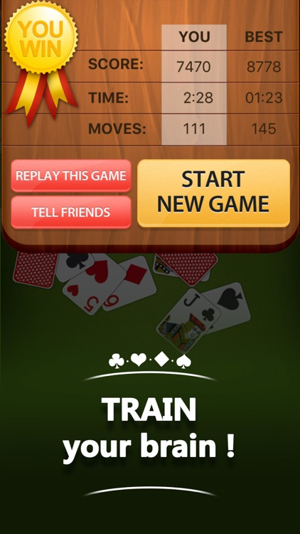 Solitaire One screenshot-3