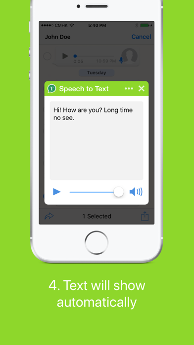 Speech to Text for Whatsappのおすすめ画像5