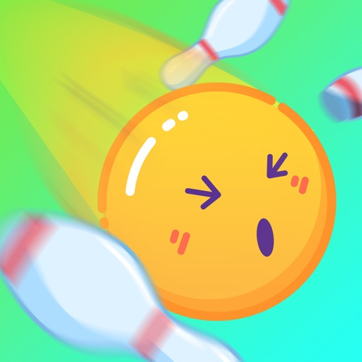 Line Bowling icon