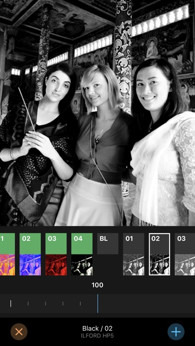 Filter Candy Screenshots
