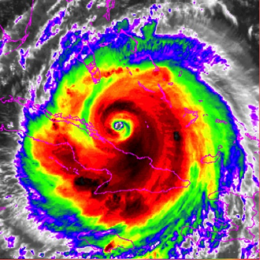 Hurricane Irma - NHC Satellite Imagery Tracker